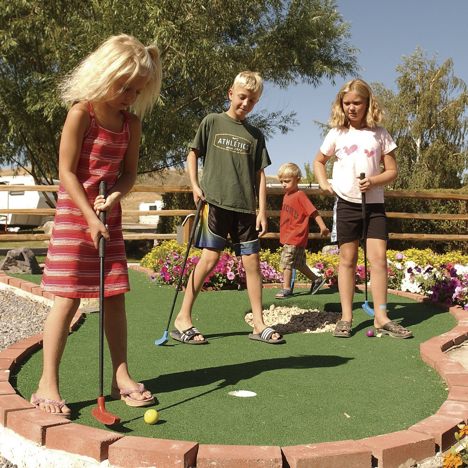 Where Have All Of The Mini Golf Courses Gone Hip Daily