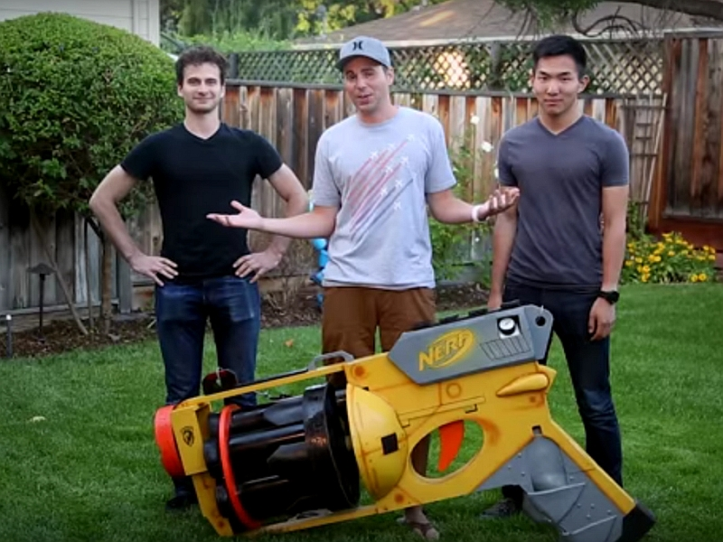 Image Result For Biggest Nerf Gun In The World