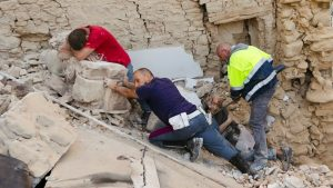 A horrifying 6.2 magnitude earthquake devastated Italy last week leaving 250 dead and nearly 400 severely wounded.