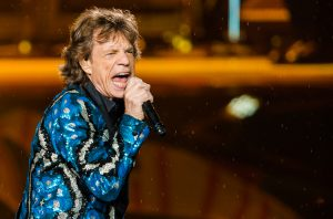 """During an outdoor rock festival back in the 1960's, during a performance by The Rolling Stones, Mick Jagger claims to have seen a cigar shaped UFO fly over the festival. When he returned home to his estate in England, he had what he called """"a UFO detector"""" installed."""