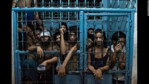 "The prisons in the Philippines continue to overflow with ""drug suspects"" as the new president, Rodrigo Duterte continues his brutal rampage against who he believes to be drug dealers and criminals. he has encouraged the police, as well as private citizens, to simple murder anyone they believe is a criminal or a drug dealer. Hundreds have been murdered in the last several months alone."