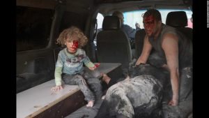 Airstrikes and attacks continue to ravage Syria as the civil war there continues with no end in sight.