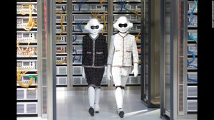 Fall fashion made a startling and stunning debut at the Chanel Fashion Show in Paris last week.